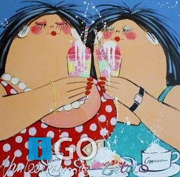 Igo nieuws overig cultuur workshop dikke dames for Dikke dames schilderen